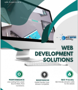 Best Web Development Solutions in India - IT services, Internet services, web se