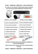 cctv security system solution