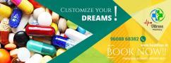 Ultreos phara pharmacy franchise company in india