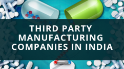Third Party Manufacturing Company in Delhi