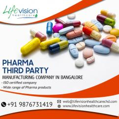 Third Party Pharma Manufacturing in Delhi