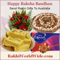 Send Rakhi Online to UAE and Celebrate Raksha Bandhan- Guaranteed Delivery