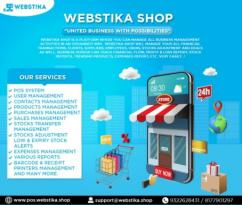 UNITED BUSSINESS WITH WEBSTIKA SHOP