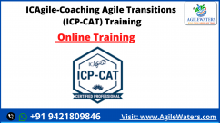 ICAgile-Coaching Agile Transitions (ICP-CAT)certification