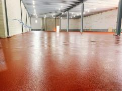 Epoxy Floor Coating, For Industries, Garage, sports area.
