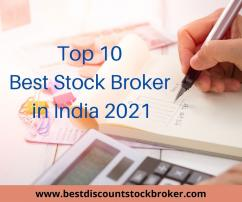 Best Stock Broker In India 2021