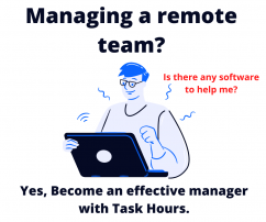 Task Hours remote employee time Tracking and monitoring software