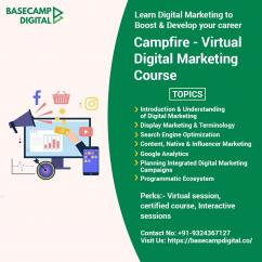 Join Digital Marketing Course in Mumbai with Basecamp Digital