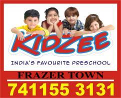 Play School Admission Started Now Kidzee Frazer Town 1813
