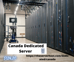 Canada Dedicated Server Provider By TheServerHost