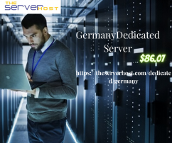 Germany Dedicated Server Provider By TheServerHost