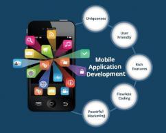 Mobile UI & UX Application Development
