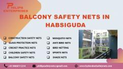 Balcony Safety Nets in Habsiguda