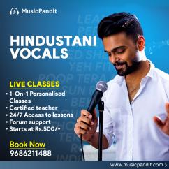 how to learn singing online, Music Pandit