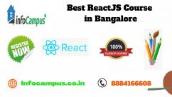Best React JS Course in Bangalore