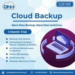 Datanet Hosting Solutions Provide Cloud Backup Services