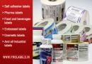 Prolabels- Manufacturer Of Embossed Labels Rajasthan Gujrat Jaipur  Ahmadabad