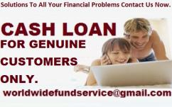 Urgent Loan with Immediate Approval But For Genuine Customers Only