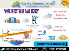 best stock option  tips by equity research lab with affordabale cost