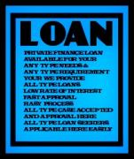 All type loans we provided