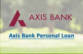 Axis Bank Personal Loan Thane Zamroo