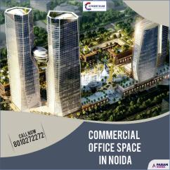 Bhutani Cyberthum - Commercial Property in Noida