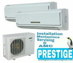 Aircondition Installation, Service, mentanince work center in mumbai