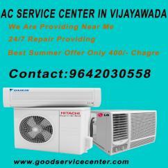 Voltas AC Service Center in Vijayawada 9642030558