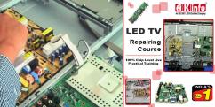 LED TV Repairing Course In Karol Bagh Delhi