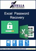 Stella MS Excel Password Recovery Software to Remove Password from Excel File