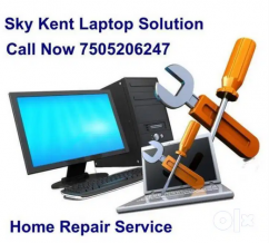 Laptop Repair Service At Your Home/DoorStep