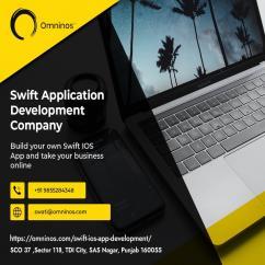 Swift Application Development Company  Omninos Solutions