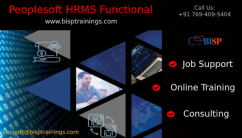 Peoplesoft HRMS Functional Training and Certification Course