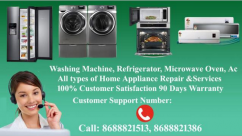 Whirlpool Service Center in Lucknow