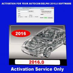 Software + KEYGEN only For AUTOCOM/DELPHI2016.0.0