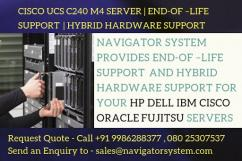 Cisco UCS C240 M4 Server end of life support, Hybrid hardware support