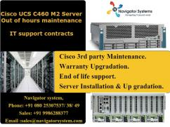 Cisco UCS C460 M2 Server,Out of hours maintenance , IT support contracts