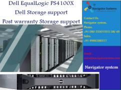 Dell EqualLogic PS4100X, Dell Storage support,Post warranty Storage support