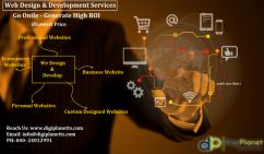 Best web development company in Hyderabad, DigiPlanetts
