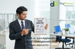 Digital Marketing company in Hyderabad, DigiPlanetts
