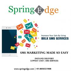 Promotional Messaging service provider
