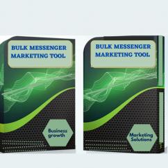 Bulk Messenger, Digital Marketing Softwares