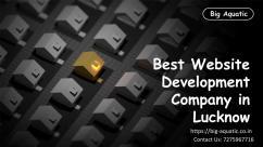 Best Website Development Company in Lucknow