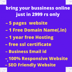 cheapest website design services for your bussiness