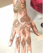 Latest Bridal Stylish Mehandi Design in DelhiLatest Arabic Mehandi Design servic