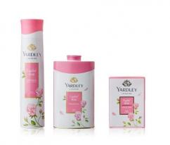 Yardley london English Rose Luxury Gift Pack