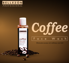 BELLEZON COFFEE FACE WASH