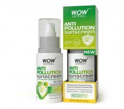 Anti Pollution Sunscreen Lotion
