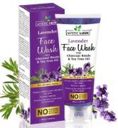 Mystic Lush Lavender & Charcoal Face Wash