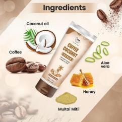 Coffee Coconut Scrub for Radiant Healthy Skin
